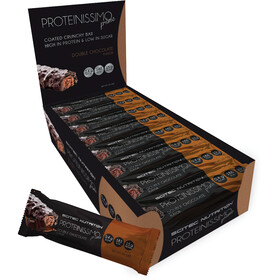 SCITEC Proteinissimo Prime Repen Box 24x50g, Double Chocolate